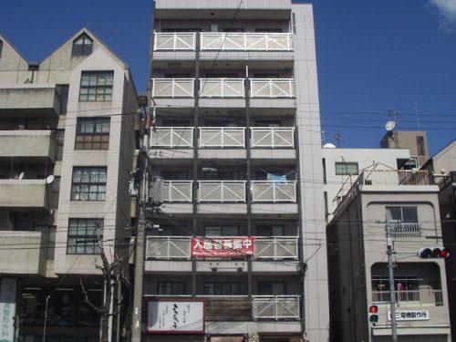 室内洗濯パン付き1Kセパレート 敷、礼金0円