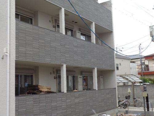 新築の1LDKハイツ 6月下旬入居開始予定